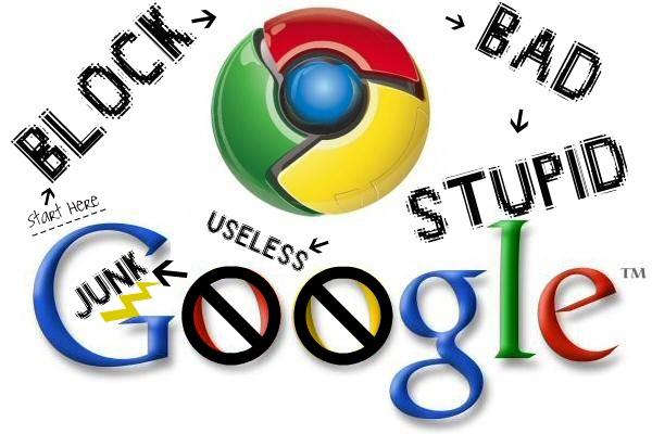 Bllokoni faqe të caktuara nga rezultatet në Google