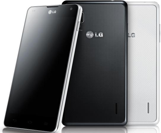 LG Optimus G shfaqet zyrtarisht