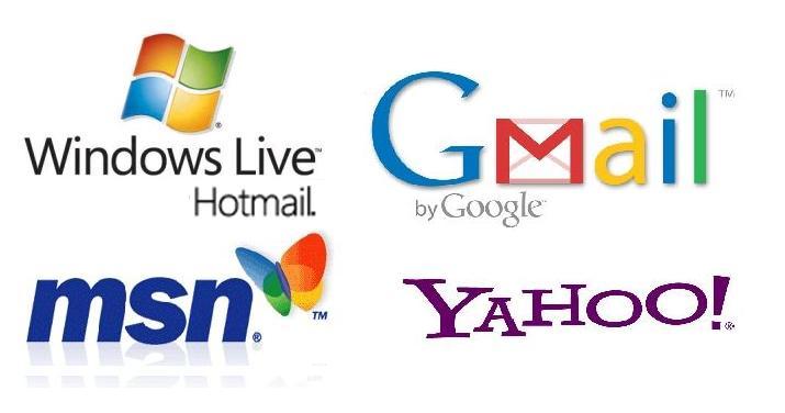 Hotmail më popullor se Gmail në Evropë
