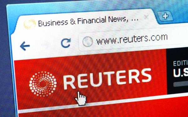 Hakohet Reuters, publikohen lajme të rrejshme