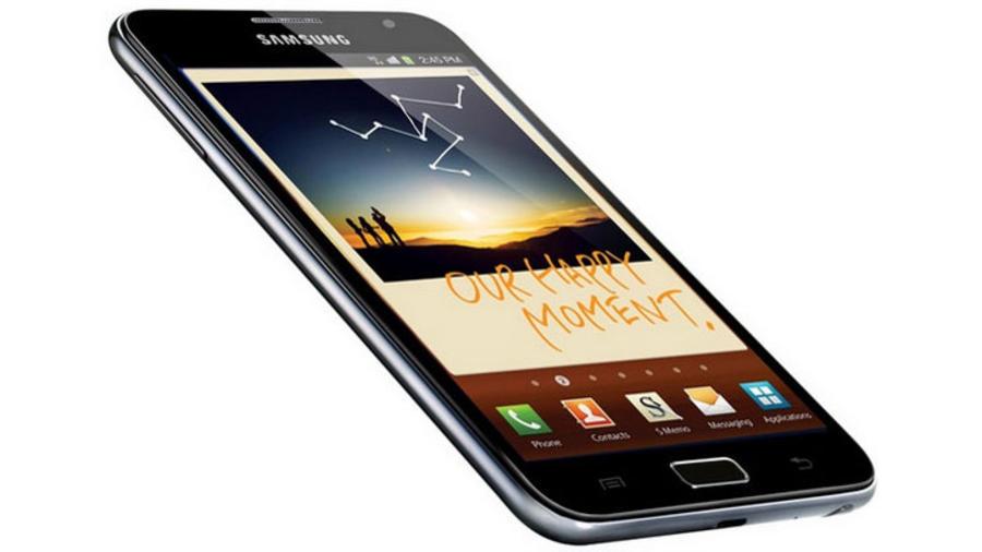 10 milionë Galaxy Note të shitur për nëntë muaj