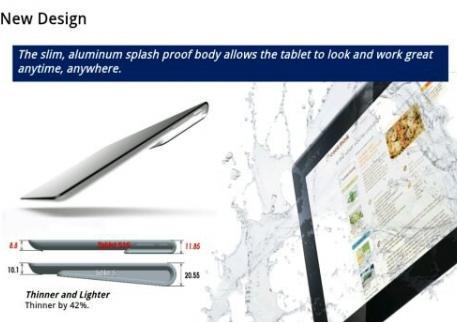 Sony Xperia Tablet ofron Tegra 3