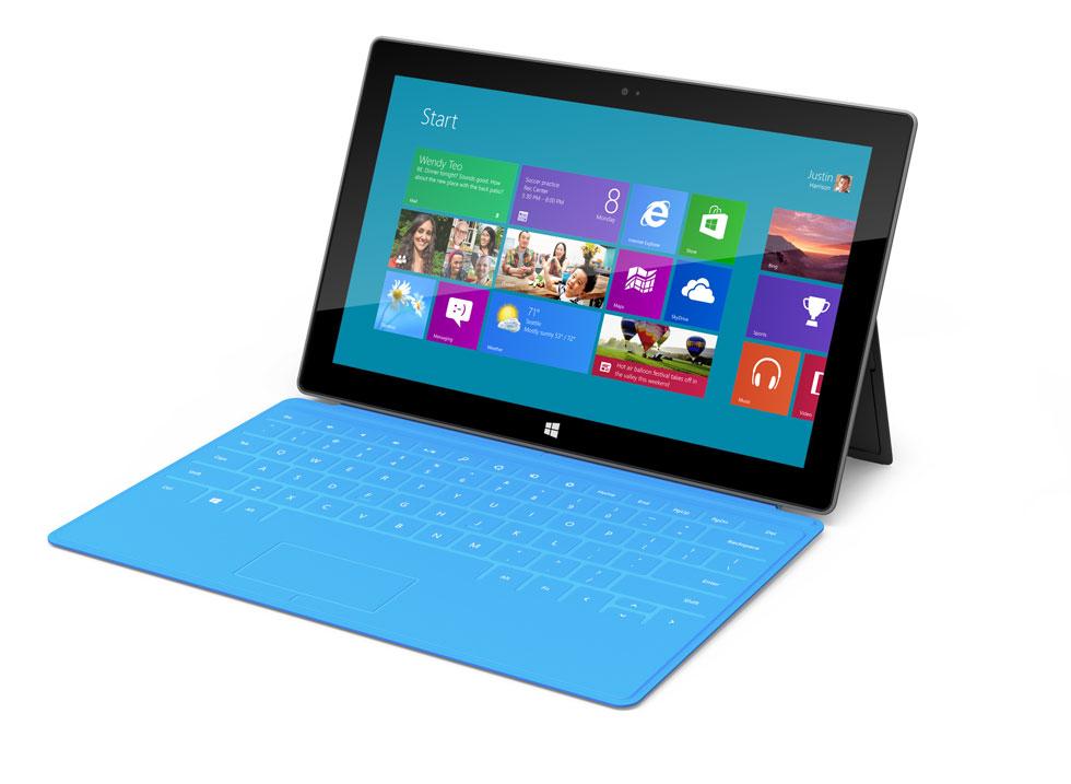 Microsoft ka filluar punën për Surface-n e ri