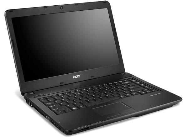 Acer prezanton Notebook-un TravelMate P243, rezistent ndaj lëngjeve