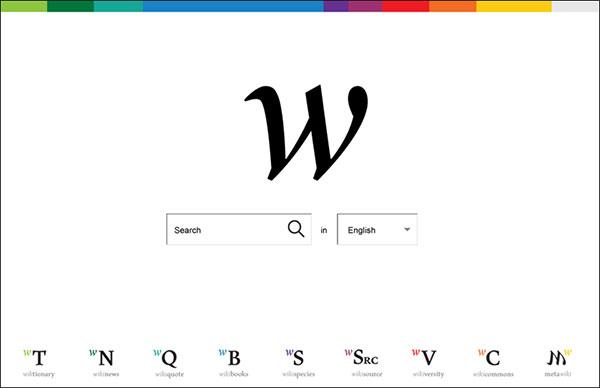 Ridizajnohet Wikipedia: a duhet të ngjajë me Google?