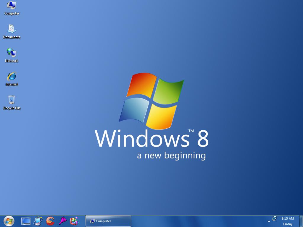 Shkarkoni versionin përfundimtar të Windows 8