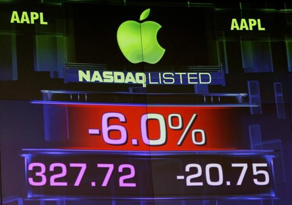 Apple, tani ndërmarrja më e vlefshme në histori
