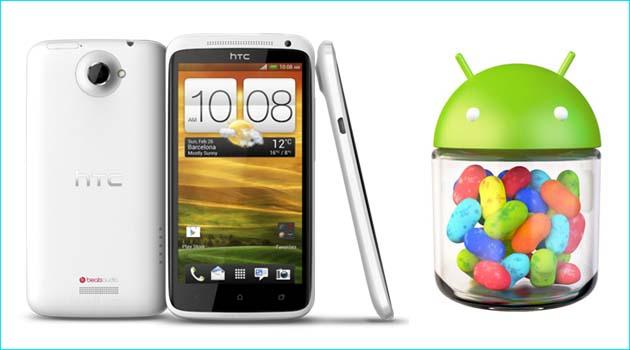 Përditësimi më i ri i Android për HTC One X