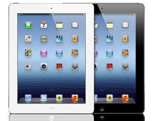Shitjet e iPadit përmirësojnë tregun e tabletëve