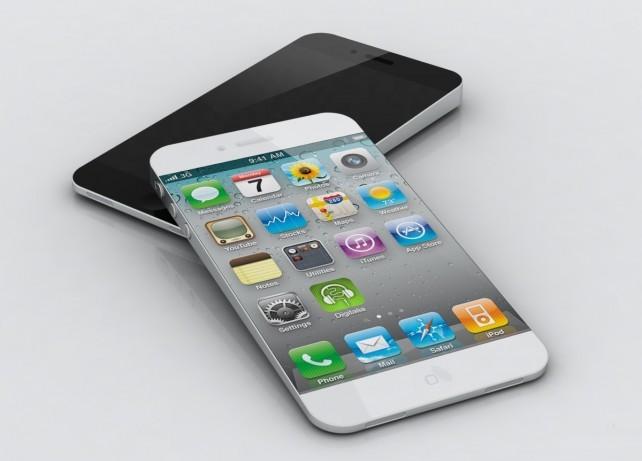 iPhone 5 më i madh dhe më i hollë se iPhone 4S