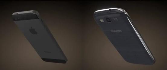 Pamje të iPhone 5 në 3D