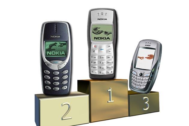 Telefonët më të shitur në histori