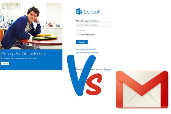 4 arsye për të zëvendësuar Gmail me Outlook.com