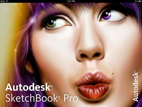 SketchBook Pro rilançohet me karakteristika të reja
