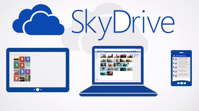 Vjen SkyDrive për Android