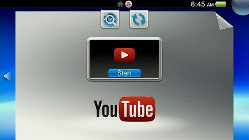 YouTube prezanton aplikacionin e vet për PlayStation 3