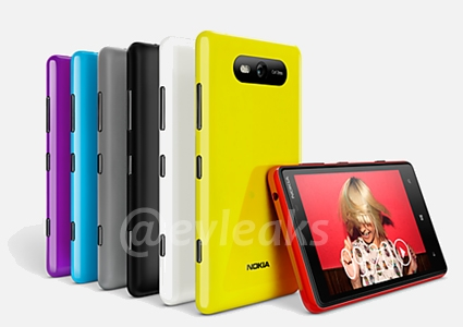 Shfaqen foto të Lumia 820 dhe 920 në Twitter