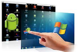 Tani shijoni aplikacionet e Androidit në Windows