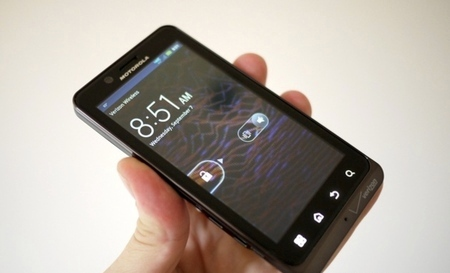 Së shpejti Android 4.0 për Droid Bionic