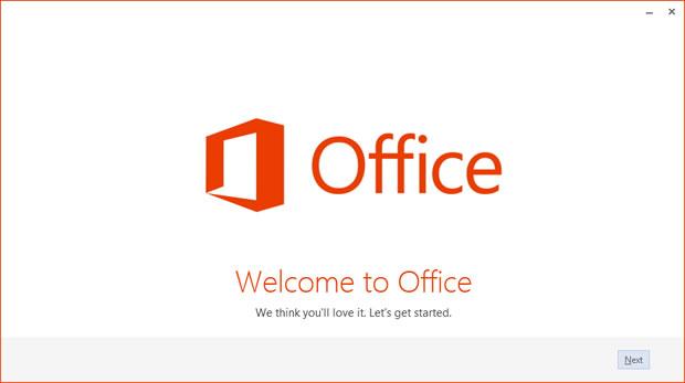 Microsoft do të nxjerrë Office 2013 në tetor 2012