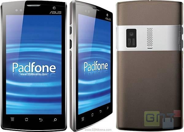 Asus do të nxjerrë PadFone 2 më 16 tetor 2012