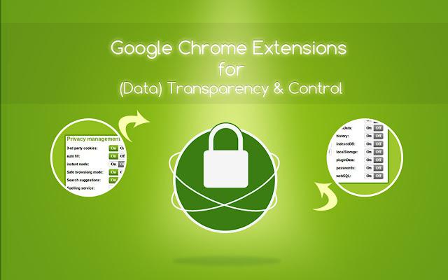 Privacy Manager rregullon opsionet e privatësisë në Chrome