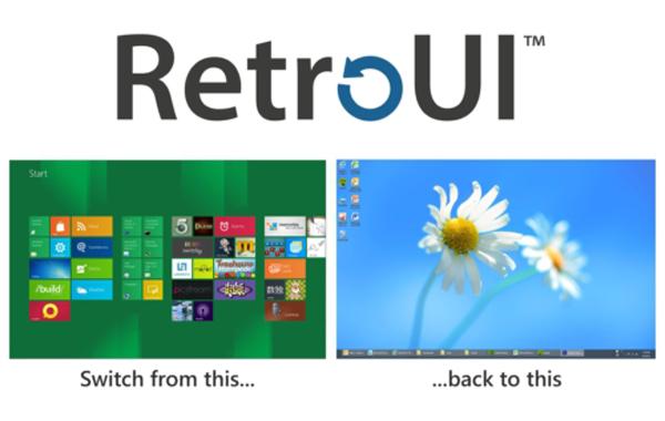 Ja se si të ndalni ndërfaqen Metro në Windows 8