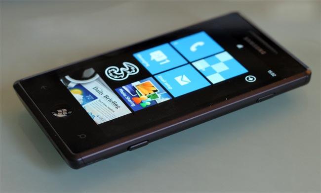 Windows Phone ende në ngecje