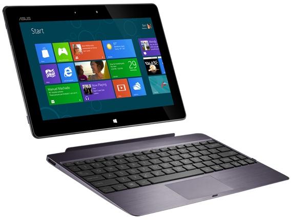 Çmimet e tabletave Asustek Windows 8 mund të jenë jashtë orbite
