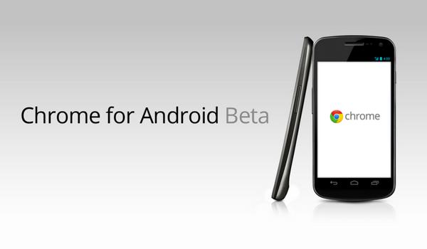 Google lëshon versionin e ri të Chrome për Android