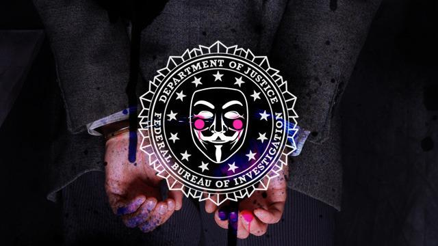 Kërcënoi zyrtarin e FBI-së, arrestohet anëtari i Anonymous