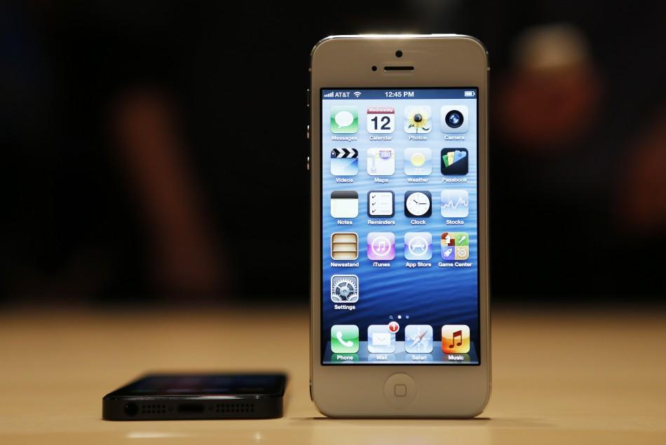 Shitjet e para të iPhone 5 tani duke ardhur nga Kina
