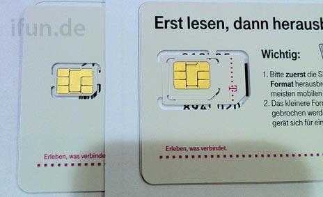 SIM kartelat kanë filluar të arrijnë te operatorët për iPhone të ri
