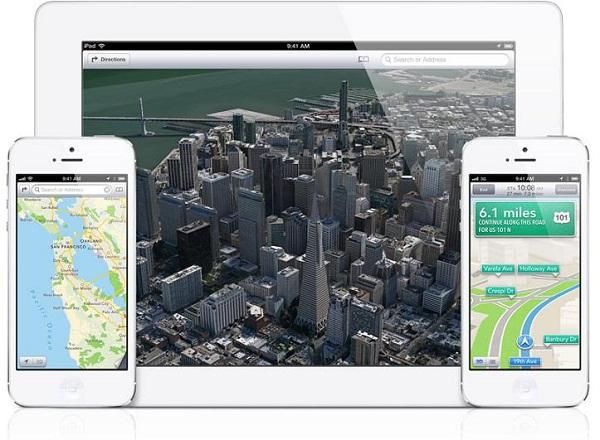 Apple merr ish-punonjësit e Google për hartat