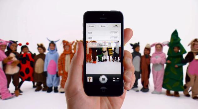 Apple me reklama të reja për iPhone 5