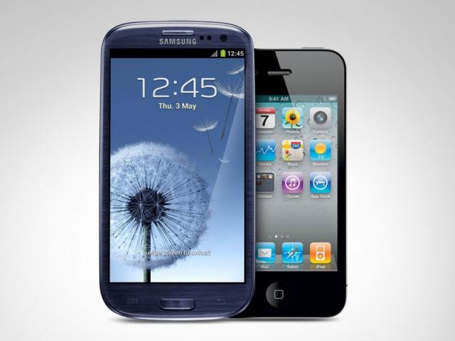 Galaxy S3 kalon iPhone 4S me shitje në ShBA