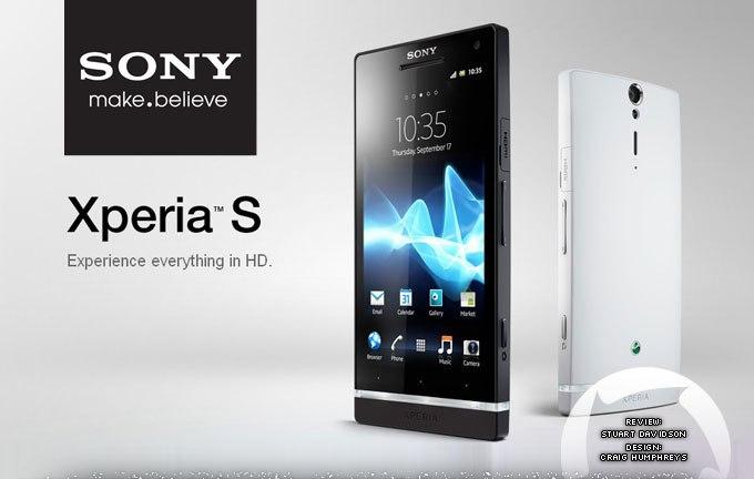 Vështrim: Sony Xperia S