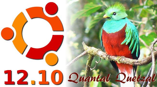 Pesë veçori të reja në Ubuntu 12.10 'Quantal Quetzal' Beta 1