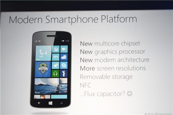 Windows Phone 8 duket tashmë se është zhvilluar