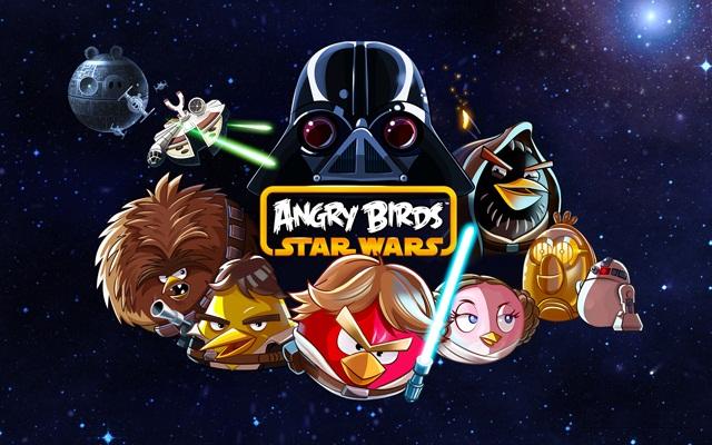 Loja Angry Birds Star Wars vjen më 8 nëntor