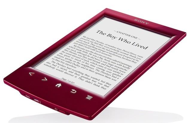 Vjen e-lexuesi i ri Sony Reader PRS-T2