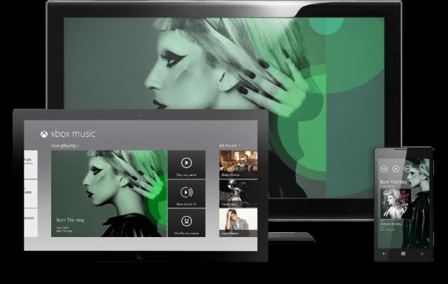 Microsoft sfidon Spotify me shërbimin e ri të muzikës Xbox