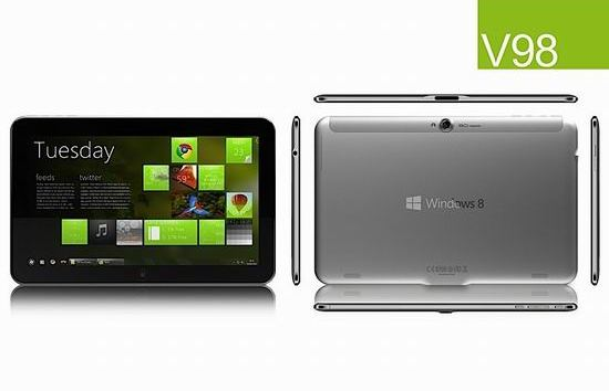 ZTE prezanton tabletën V98 me Windows 8