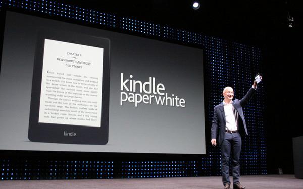Amazon nuk ka përfitime nga lexuesi elektronik Kindle