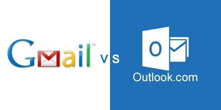 Gmail-i përballë Outlook.com: Cili ofron një shërbim më të mirë