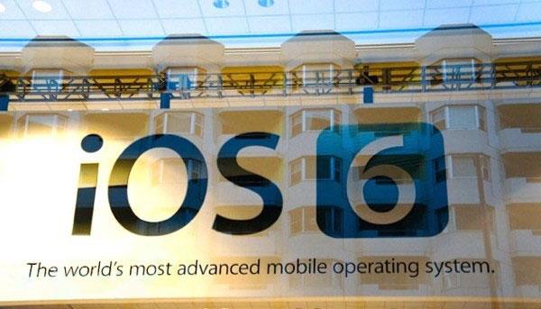 Europianët adaptojnë më shpejt sistemin operativ iOS 6