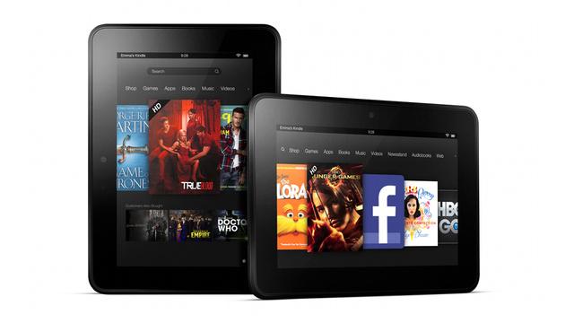 Prezantimi iPad Mini -it, rrit shitjet e tabletit Amazon Kindle Fire HD