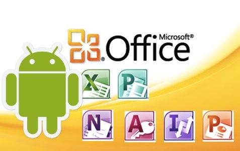 Microsoft Office sjell Aplikacionet për Android dhe iOS në 2013