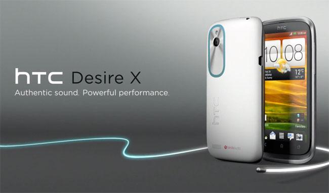 Një vështrim i detajuar për smartfonin HTC Desire X