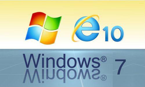 Internet Explorer 10 vjen për Windows 7
